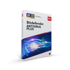 Antivirus Bitdefender Plus 1 PC + 1