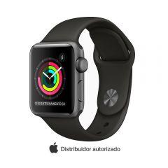 Apple Watch Series 3 GPS 38mm Gris espacial