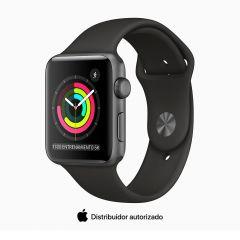 Apple Watch Series 3 GPS 42mm Gris Espacial