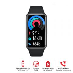 Reloj Huawei Smart Band 6 Fara Black
