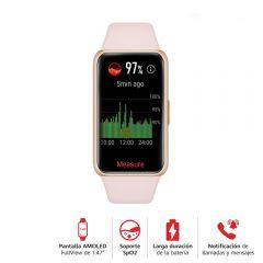 Reloj Huawei Smart Band 6 Fara Pink