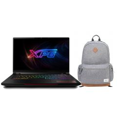 "Laptop Gaming XPG Xenia 1660Ti 6GB 15.6"" Intel Core i7-9750H 1TB 32GB RAM + Mochila Targus TSB93604GL"