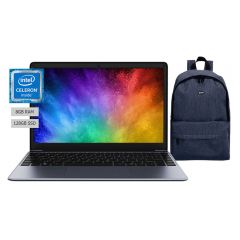 "Laptop Chuwi Hero Book Pro+ 13.3"" Intel Celeron J3455 128GB SSD 8GB RAM + Mochila Miray MML-ENL99915-N"