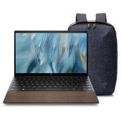 "Laptop HP Envy 13-ba1012la 13.3"" Intel® Core™ i7-1165G7 512GB SSD + 32GB Optane 8GB RAM + Mochila HP 15 Renew"
