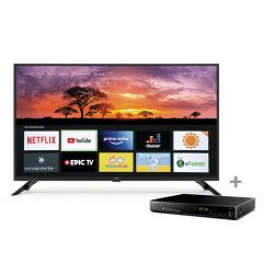 """TV Miray LED Smart FHD 40"""" MS40-T100 + Reproductor Blu-ray Miray BLM-BD311"""