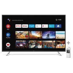 "TV Miray LED 4K UHD Smart 58"" MK58-T1000BT + Cable HDMI Miray CAHDMI-VC5"
