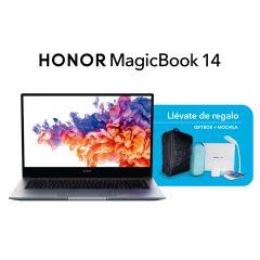 "Laptop Honor MagicBook 14 14"" Intel Core i5 1135G7 512GB SSD 8GB RAM + Honor GiftBox  + Mochila"