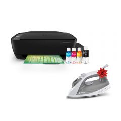 Impresora Multifuncional HP Ink Tank Wireless 415 + Plancha Miray PM-60G GRATIS