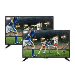 "TV Miray LED HD Smart 32"" MS32-E200 + TV Miray LED HD Smart 32"" MS32-E200"