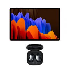 Tablet Samsung S7 SM-T970NZNUPEO + Auricular Samsung Galaxy Buds Live SM-R180NZKALTA