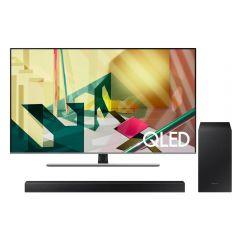 "TV Samsung QLED 4K UHD Smart 65"" QN65Q70TAGXPE + Soundbar Samsung HW-T450/PE"