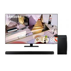 """TV Samsung QLED 8K Smart 65"""" QN65Q700TAGXPE + Soundbar Samsung HW-Q60T/PE GRATIS"""