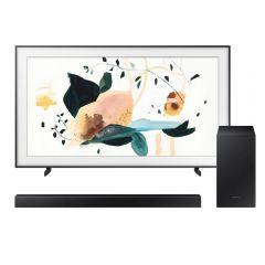 """TV Samsung QLED 4K UHD Smart 55"""" FQN55LS03T-1 + Soundbar Samsung HW-T450/PE"""