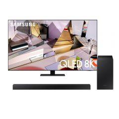 "TV Samsung QLED 8K Smart 65"" QN65Q700TAGXPE + Soundbar Samsung HW-T450/PE"