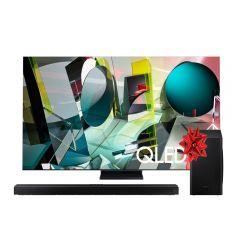 """TV Samsung QLED 8K UHD Smart 85"""" QN85Q950TSGXPE + Soundbar Samsung HW-Q60T/PE GRATIS"""