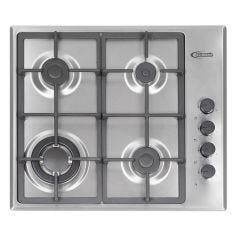 Cocina Empotrable GN/GLP Klimatic CEKT600-PRO 4 hornillas