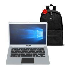 "Laptop Mlogix L14-142 14"" Intel Apollo Lake N3350 128GB EMMC 4GB RAM + Mochila Miray MML-ENL99915-N"