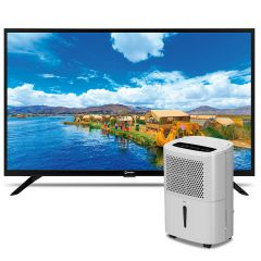 "Deshumedecedor Miray DM-109 + TV Miray LED HD 32"" ME32-T100"