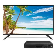 "TV Miray LED HD Smart 32"" MS32-T103 + Reproductor DVD Miray DVM-L125"