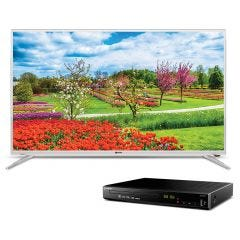 "TV Miray LED FHD Smart 43"" MS43-K500 + Reproductor Blu-ray Miray BLM-BD311"