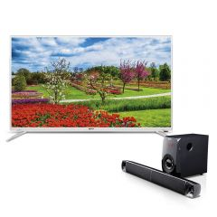 "TV Miray LED FHD Smart 43"" MS43-K500 + Soundbar Miray  SBM-C832BT"