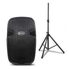 Parlante Amplificador Miray PAM-103 + Soporte Para Parlante Miray SPM-02