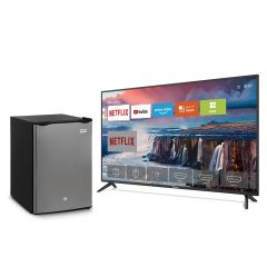"TV Miray LED Smart 4K UHD 58"" MK58-E201 +  Frigobar Miray RM-73L 73L + Pila Maxell LR-03AAAX2"