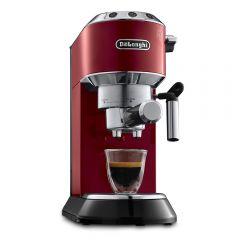 Cafetera Dedica Delonghi Rojo EC685.R