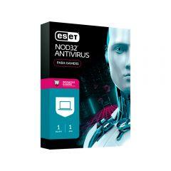 Antivirus ESET NOD32 para Gamer Infamous Edition 1 PC