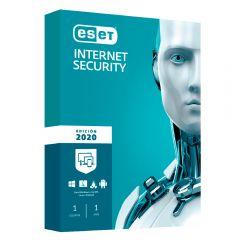 Antivirus Eset Internet Security 1 PC
