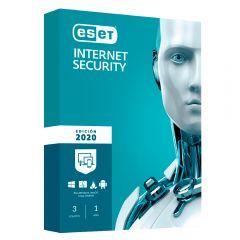 Antivirus Eset Internet Security 3 PC