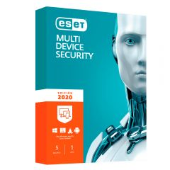 Antivirus Eset Multidevice 5 PC