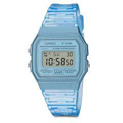 Reloj Pulsera Casio F-91WS-2DF