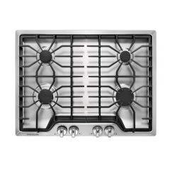 Cocina Empotrable GN/GLP Frigidaire FFGC-3026SS 4 Hornillas