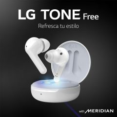 Audifonos Bluetooth UV Nano Tone Free FN6 Blanco (2020)