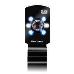 Cámara Web Micronics Othelo W360 Blu