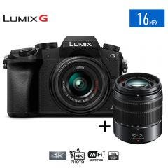 Cámaras Mirrorless Panasonic Lumix G 16MP
