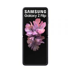 Celular Libre Samsung Galaxy Z Flip SM-F700FZKDPEO Morado