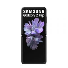 Celular Libre Samsung Galaxy Z Flip SM-F700FZKDPEO Negro
