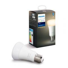 Philips Hue Foco Inteligente Luz Cálida E27 BT