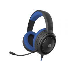 Audífono Corsair HS35N Blue