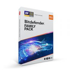 Antivirus Bitdefender Family Pack