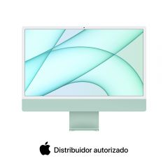 "iMac 24"" 4.5K M1 256GB SSD 8GB RAM Verde"