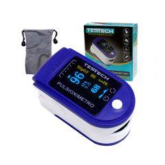 Oxímetro de pulso Testech JZK-301