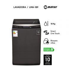 Lavadora Automática Miray LMA-189 18kg