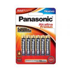 Pila Panasonic LR03XL/12BAP