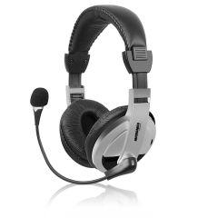 Audífono con micrófono Micronics Platinum MIC H700 SLV