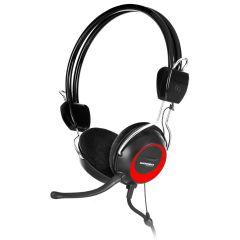 Audífono con micrófono Citrix Advance MIC H715 Red
