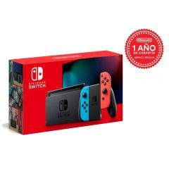 Consola Switch Nintendo Neon Hac-01