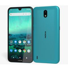 "Celular Libre Nokia 1.3  5.71""  16GB  Verde Cyan"